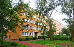 Współczesne budynki mieszkalne